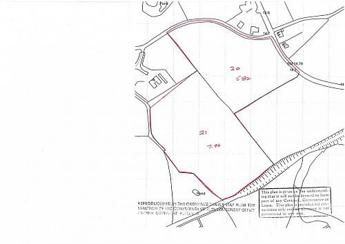 13.5 Acres of Agricultural Land  Drumcullan and Ballydonety Road, Downpatrick