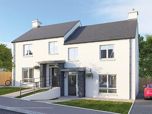 81 Saul Acre view, Downpatrick